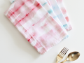 diy-watercolor-striped-napkins