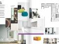 Wohnen in de Markthal - definice stylu interiéru